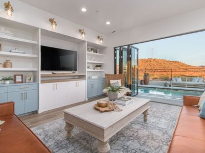 Photo for Coral Canyon Parade Home W/ PRIVATE Pool, Hot Tub, and Custom BBQ
