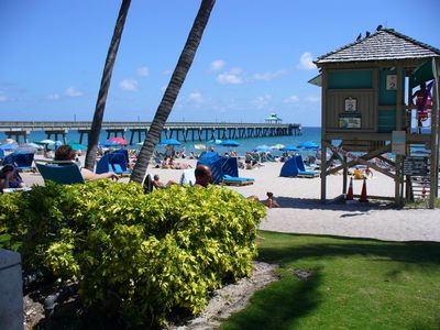 Photo for Your Own Paradise Steps to Beach, Restaurants and Nightlife