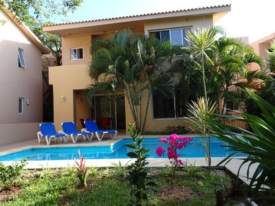 Photo for La Salamandra : Private House With Swimming Pool Near Caribbean Sea And Golf
