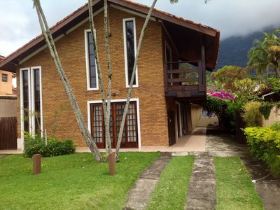 Photo for House to 100 meters of the beach of Guaeca, for all the family or group of friends.