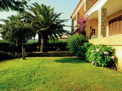Photo for Apartment in villa 100 meters from the beach
