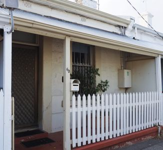 Corry's Cottage, Adelaide City