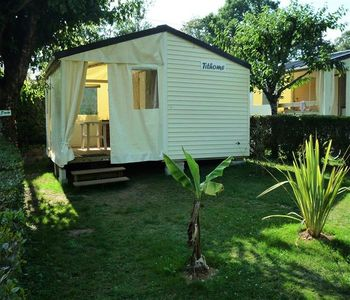 Photo for Camping La Joletière *** - Tit-Home 3 Rooms 4 People