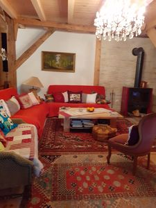 Photo for 2BR Chalet Vacation Rental in Les Carroz d'Arâches