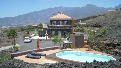 Photo for Nature villa with pool, nature conservation, modern, secluded location with breathtaking. Sea View.