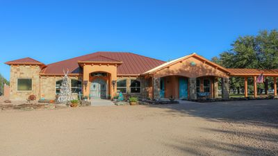 Photo for Adobe House, just  escape to your own private get away in the TX hill country.