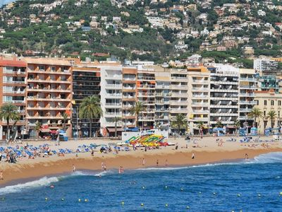 Photo for Club Villamar - Lovely apartment in Lloret de Mar situated at 80 m from the beach, promenade and ...
