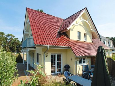 Photo for Semi-detached house Bernsteinhaus I, Trassenheide  in Usedom - 8 persons, 3 bedrooms