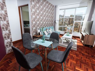 Photo for 2BR Apartment Vacation Rental in La Paz, Bolivia