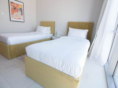 Photo for Furnished 2BR | 5 mins to Expo Site