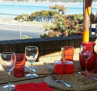 Photo for **Merimbula Beach Street Waterfront Views**