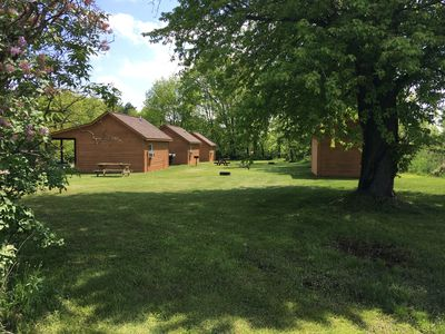 Photo for 1BR Cabin Vacation Rental in Neillsville, Wisconsin