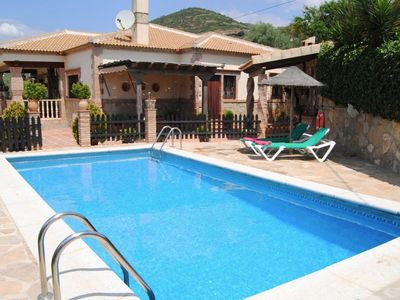 Photo for Traditional Andalusian villa in La Higuera.