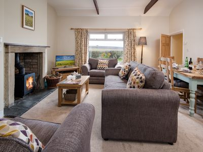 Photo for Wagtail Cottage (Thornton Farm Cottages - Berwick-upon-Tweed, Northumberland)