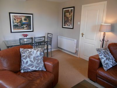 Photo for The Granary is a luxury apartment in the picturesque Dales village of Thoralby.