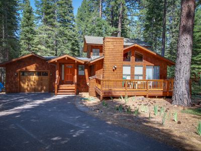 Photo for Remodeled home w/ a private hot tub, shared pools & a free shuttle to skiing!