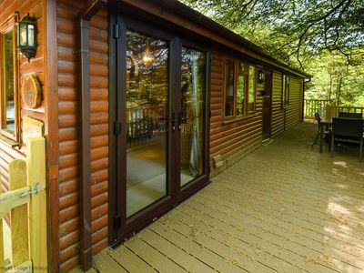 Photo for Lakeshaven Lodge, White Cross Bay Holiday Park