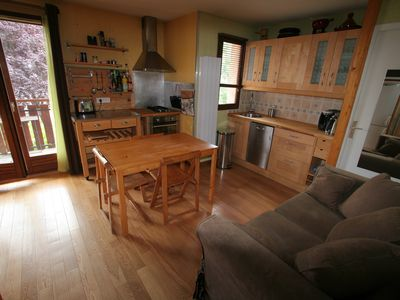 Photo for Cosy studio for 4 p. - Quiet resort - Annecy Lake .
