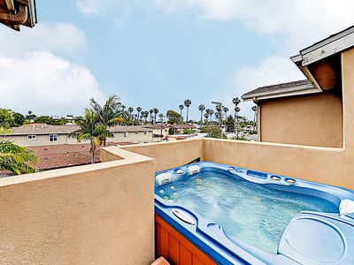 Photo for New Listing! Pacific Beach All-Suite: Hot Tub & Yard, Walkable Locale