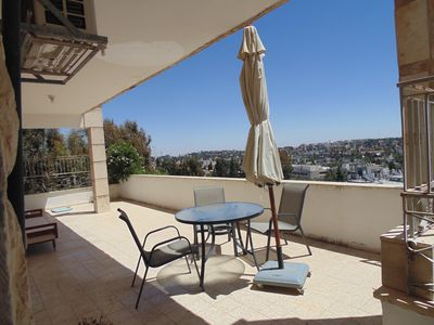 Photo for katamon 4 pieces and large terrace