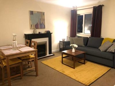 Photo for City Apt w/Parking! Luas/Guinness! SELF-CHECK IN!
