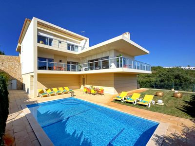 Photo for Villa Aqua - high quality villa with pool, Wi-Fi, A/C, ping-pong & more!