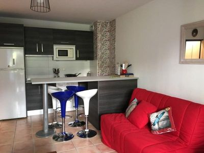 Photo for Apartment Hendaye, 1 bedroom, 4 persons