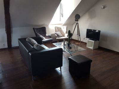Photo for Sumptuous Loft in the center of Pau