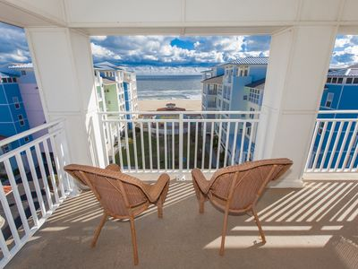 Photo for B438 Sea Chelle Penthouse: 4 BR / 4 BA condominium in Virginia Beach, Sleeps 8