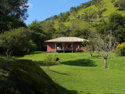 Photo for Beautiful place near the Pedra da Marcela in Cunha - River and Mountain