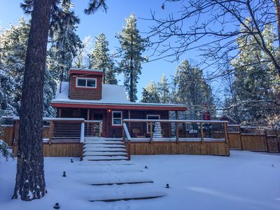 Photo for 2BR House Vacation Rental in Idyllwild-Pine Cove, California