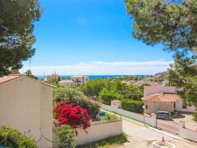 Photo for Villa with private pool in Calpe. CAN 17
