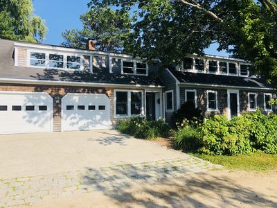 Spectacular quiet location with partial view of Paddy Creek in Kennebunkport!