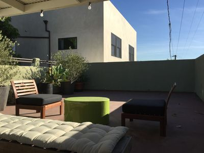 roof top sundeck