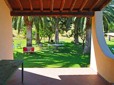 Photo for Delightful chalet in the countryside, 5min drive from the sea and Capo d'Orlando