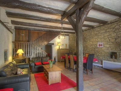Photo for ****** Charming Gite comfortable, quiet and spacious in the mountains