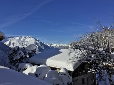Photo for Superb Central Verbier Apartment Majestic 113 with Large Balcony