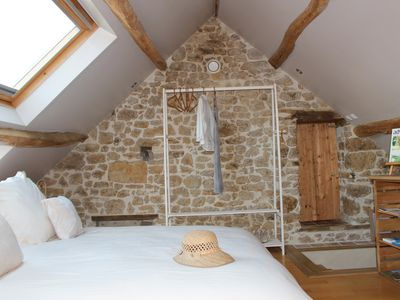 Photo for Bed and breakfast in a typical village of the Suisse Normande