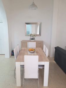 Photo for Modern sea side ground floor house in Marsaxlokk.