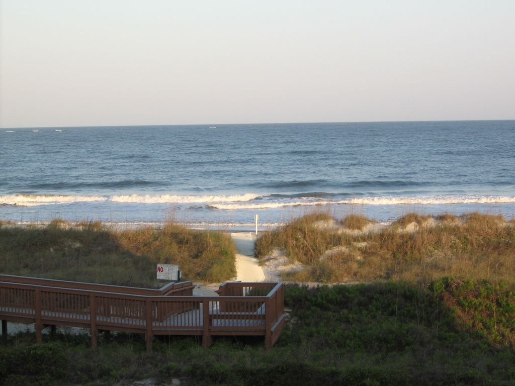Oceanfront 3 Bedroom 3 Bath Condo Hilton H Vrbo