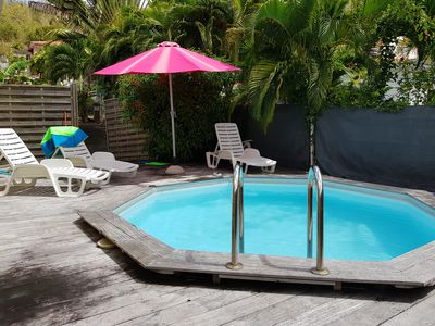 Photo for Villa with Caribbean Sea Small Pool