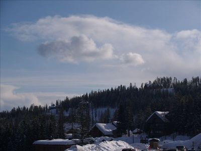 Photo for Whitefish Mountain Resort - Ski-in/Out Condo at Edelweiss