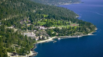 Photo for Lake Okanagan Resort 1 BR Suite, Sleeps 4 SATURDAY Check-In