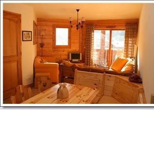 Photo for Beautiful, Sunny, 2 Bedroom Apartment In Samoens, Close To Ski Lift