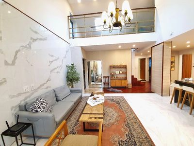 Photo for LUXURY Family House-1min from Station