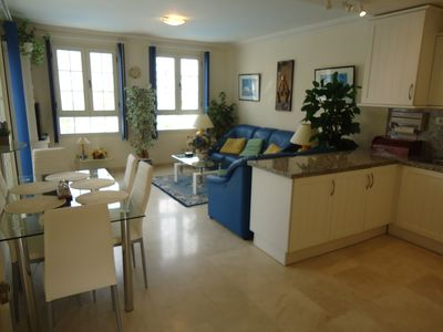 Photo for Apart. DE LUXE, 300 m from the BEACH, sea view