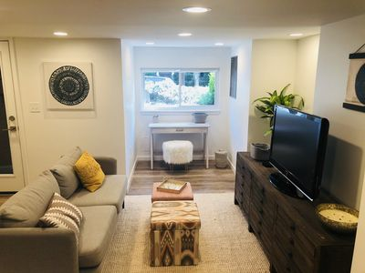 Photo for Stylish, 1 bedroom getaway located in the center of DC