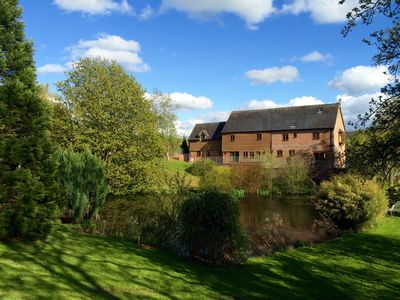 3 & 4 bed cottages, pool, gardens, balcony terrace, dog friendly - Orchard  Cottage