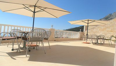 "Photo for Holiday apartment ""Villa Bonaca"" with a beautiful panoramic"