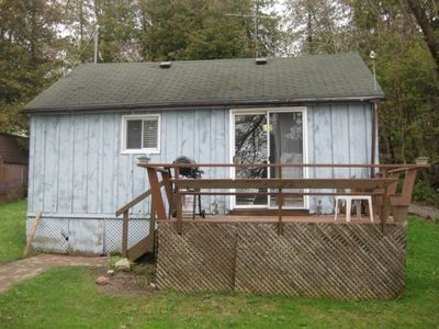 Photo for Meridien Cottages - Dalrymple Lake - Two Full Cottages For The Price of One
